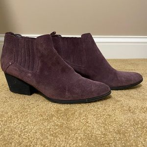 Crown Vintage Ankle Boots